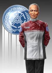 Journey to Centauri - Comd. Dr. Sheng-Ji Yang