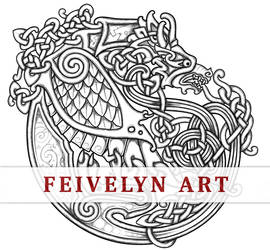 Another Celtic Dragon