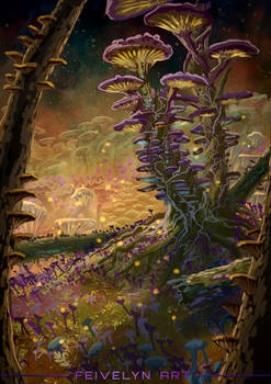 The Fungal Meadow