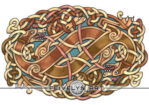 Celtic doggos