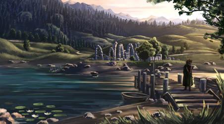 Ruins of Vilverin