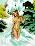 Jungle Girl Plus by Ziggyman