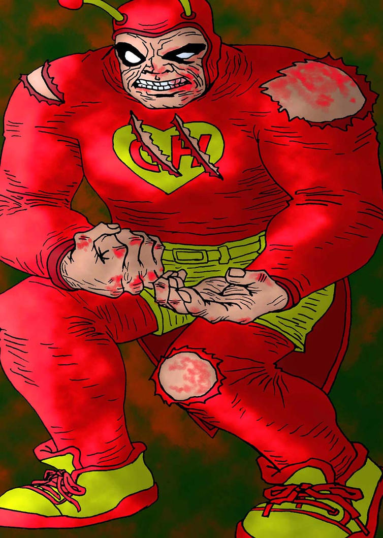 El Caballero del Chipote Regresa 2 by Ziggyman