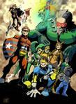 Assemblers Squad by Lurch-jr