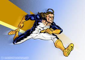 Captain Speed
