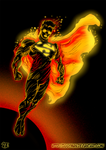 Dark Metal Last Sun by Ziggyman
