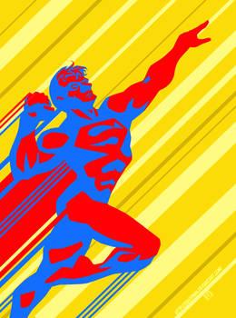 Superman ascending
