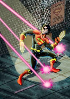 Kell-El aka Superman X