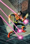 Kell-El aka Superman X by Ziggyman