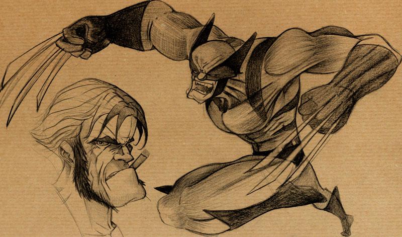 Wolverine by crobar08