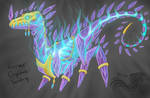 Lesser crystal-sentry by Yamiyo