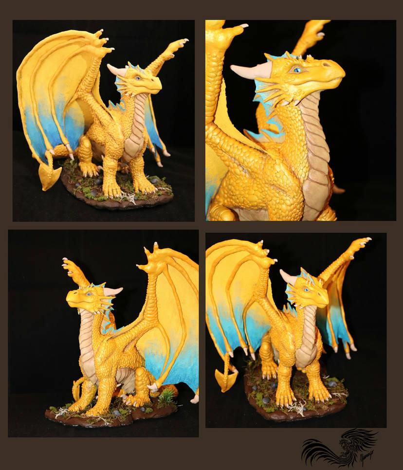 Dragoniade Sculpture