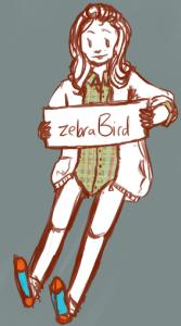 zebraBird's Profile Picture