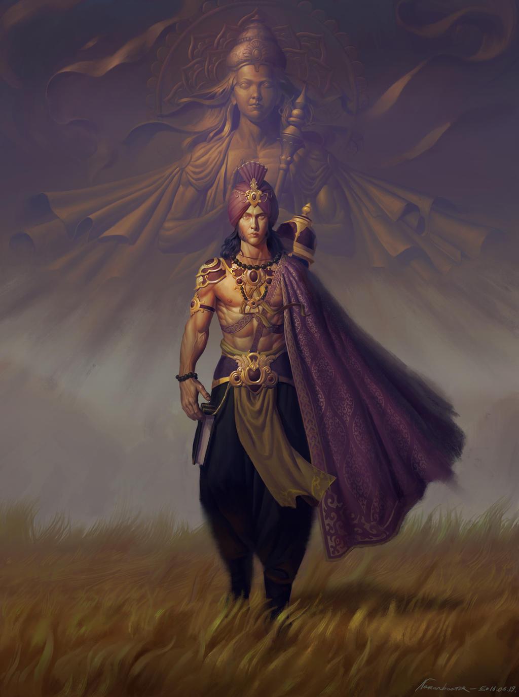 Follower of God by Naranb