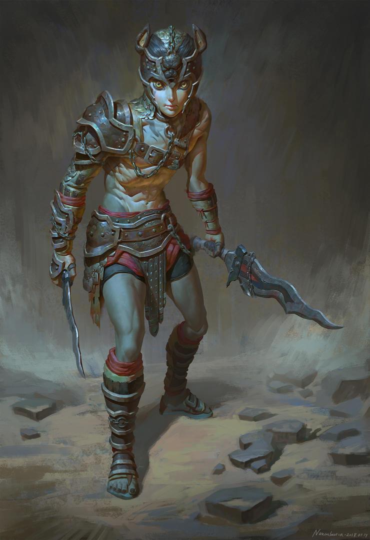 Asar armor by Naranb
