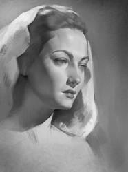 Portrait study 2 by Naranb