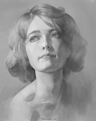 Portrait study 3 by Naranb