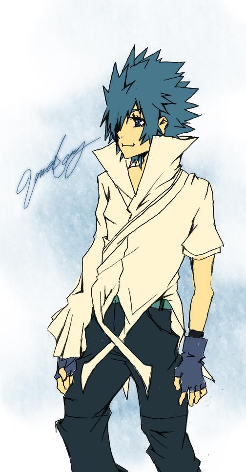 Raine Gray  Original_Character___Rakus_by_dtconanjw