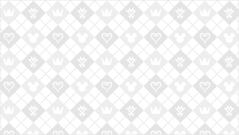 Kingdom Hearts PSP Wallpaper by BondWithColorsKingdom Hearts Wallpaper Pattern