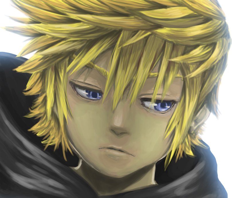 Roxas by BondWithColors