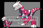 Mechamon II For StromDra