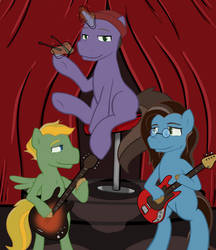 RUSH ponified