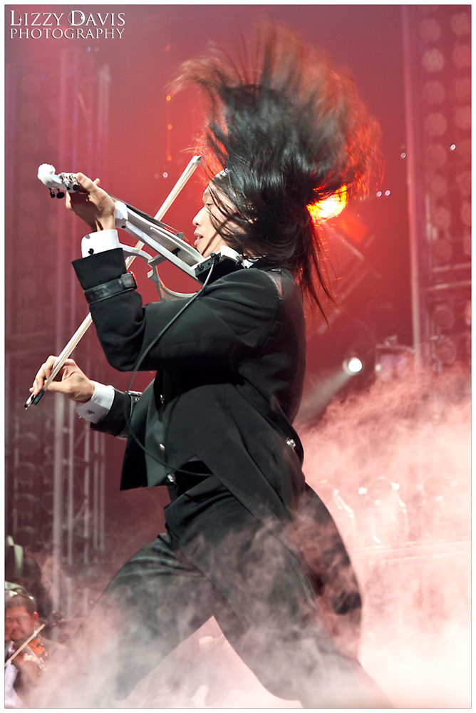 Roddy Chong Trans Siberian Orchestra By Lizzys Photos On