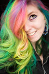 Rainbow Fluff by lizzys-photos