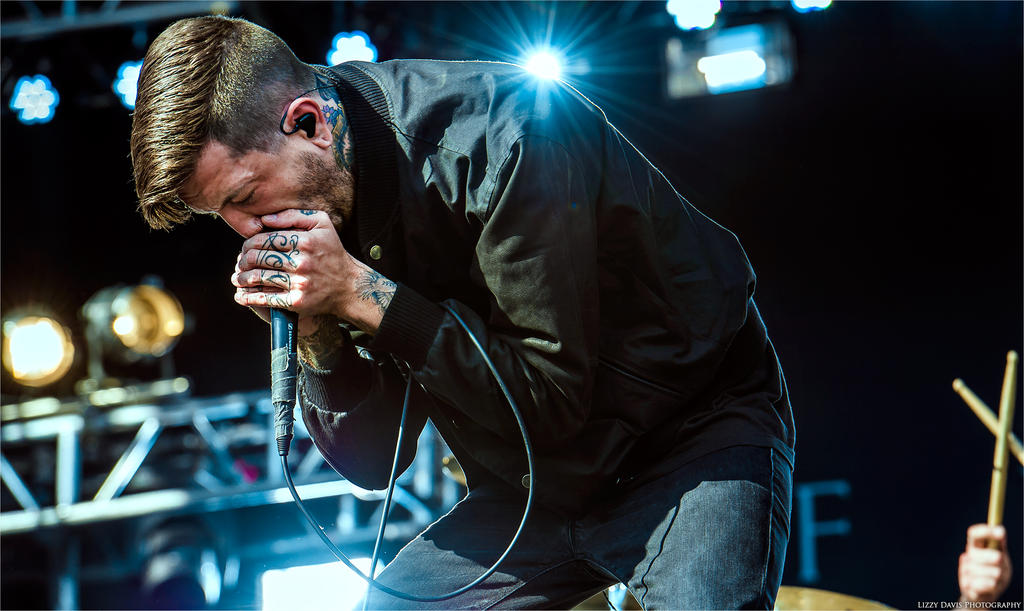 Austin carlile of mice and men by lizzys photos on deviantart - Austin carlile wallpaper ...
