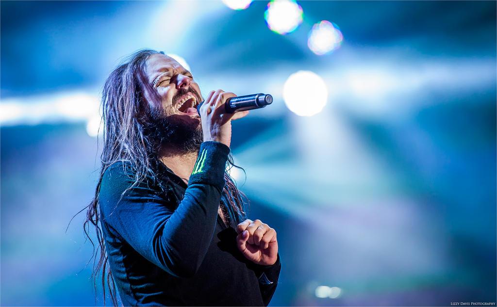 Jonathan Davis, Korn by lizzys-photos