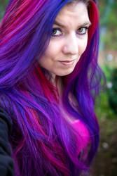 Purple Sunset by lizzys-photos