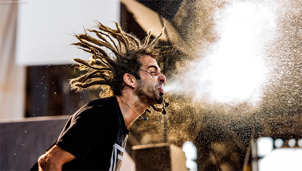 Randy Blythe, Lamb of God by lizzys-photos