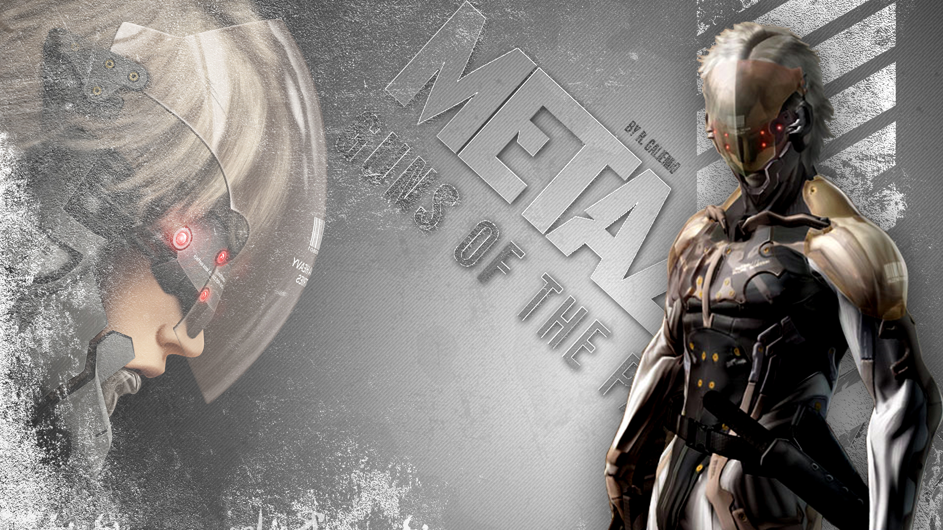Metal gear solid raiden by doncaliendo on deviantart metal gear solid raiden by doncaliendo voltagebd