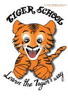 Tiger Sports School logo by Tri-Edge-1836