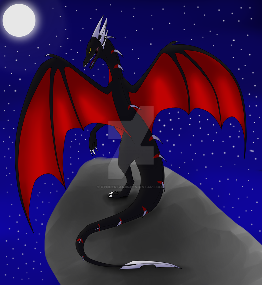 Taranth King of Darkness (finished) by cynderfan35