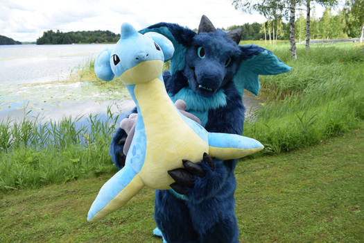 Finfur Animus 2017: Look at this Lapras everyone!