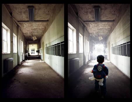 Mystery of the corridor