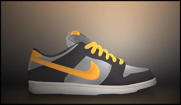 Nike Dunk Vector
