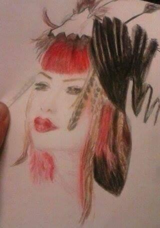 Drawing #1 by BrokenWings00