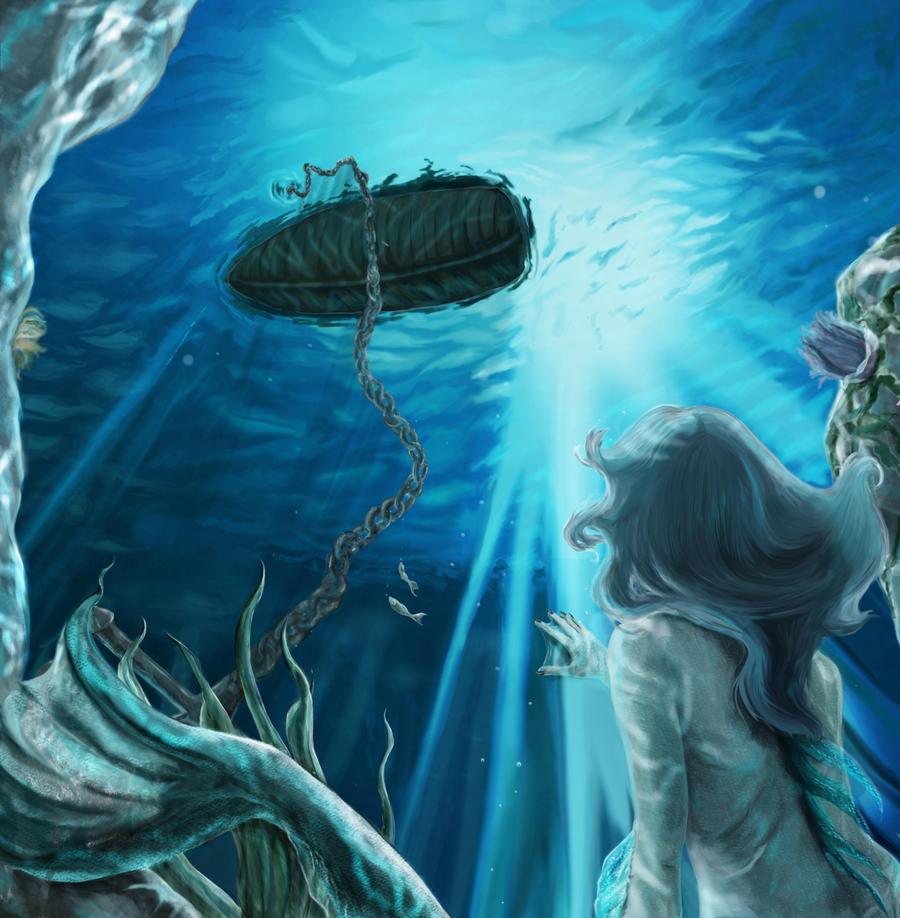 The little Mermaid by homicidalteapot on DeviantArt