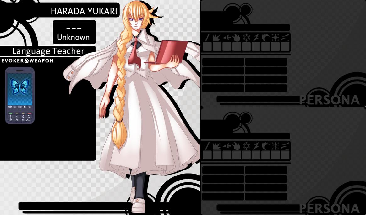 MM - Yukari by MirageV