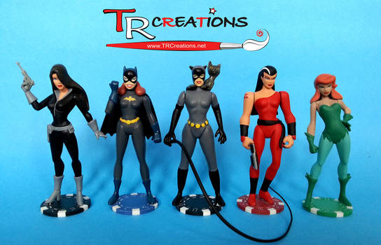 Batman The Animated Series Gotham Girls