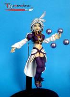 Final Fantasy IX - Kuja Play Arts figure by zelu1984