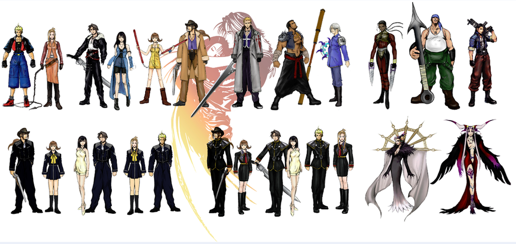 final fantasy viii fans opinions dragon share