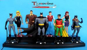 My Batman TAS Custom made figures