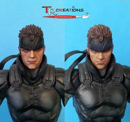 Metal Gear Solid Custom Play Arts
