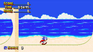Sonic and Tails - Mock Up 1 ''Cyan Coast Zone''
