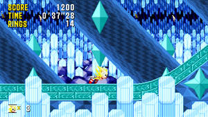 Sonic and Tails - MockUp 'Prismatic Prologue Zone'