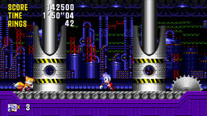 Sonic and Tails - Mock Up 'Final Fever Zone Act 2'
