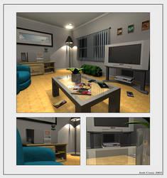 Room Final by joshcxa